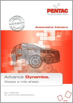 Brochure Automotive Industry